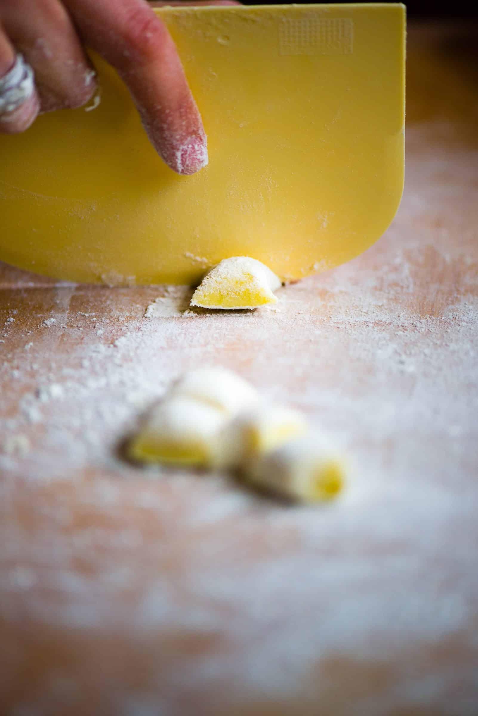 Gnocchi di patate preparazione gnamam.com