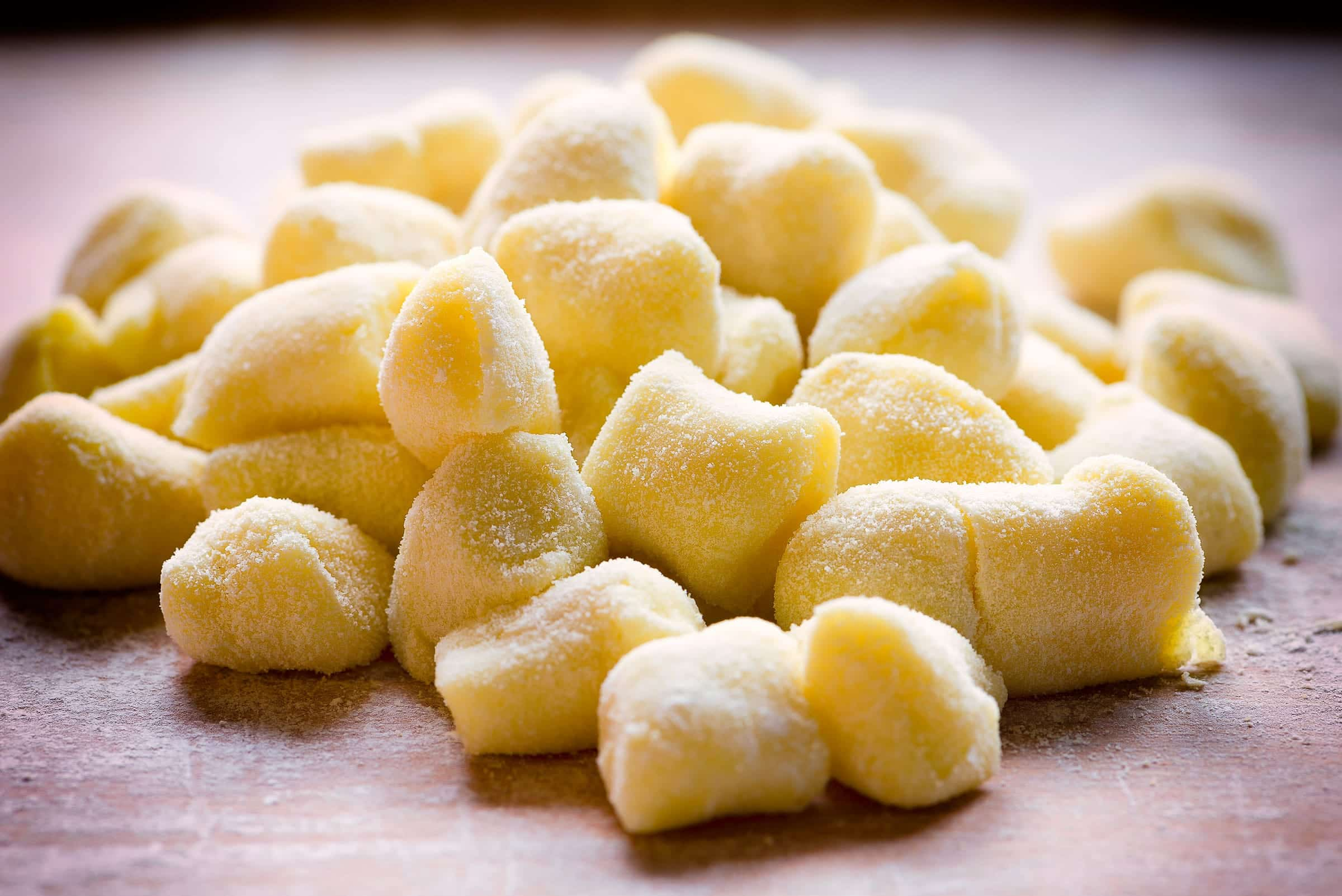 Gnocchi di patate ricetta gnamam.com