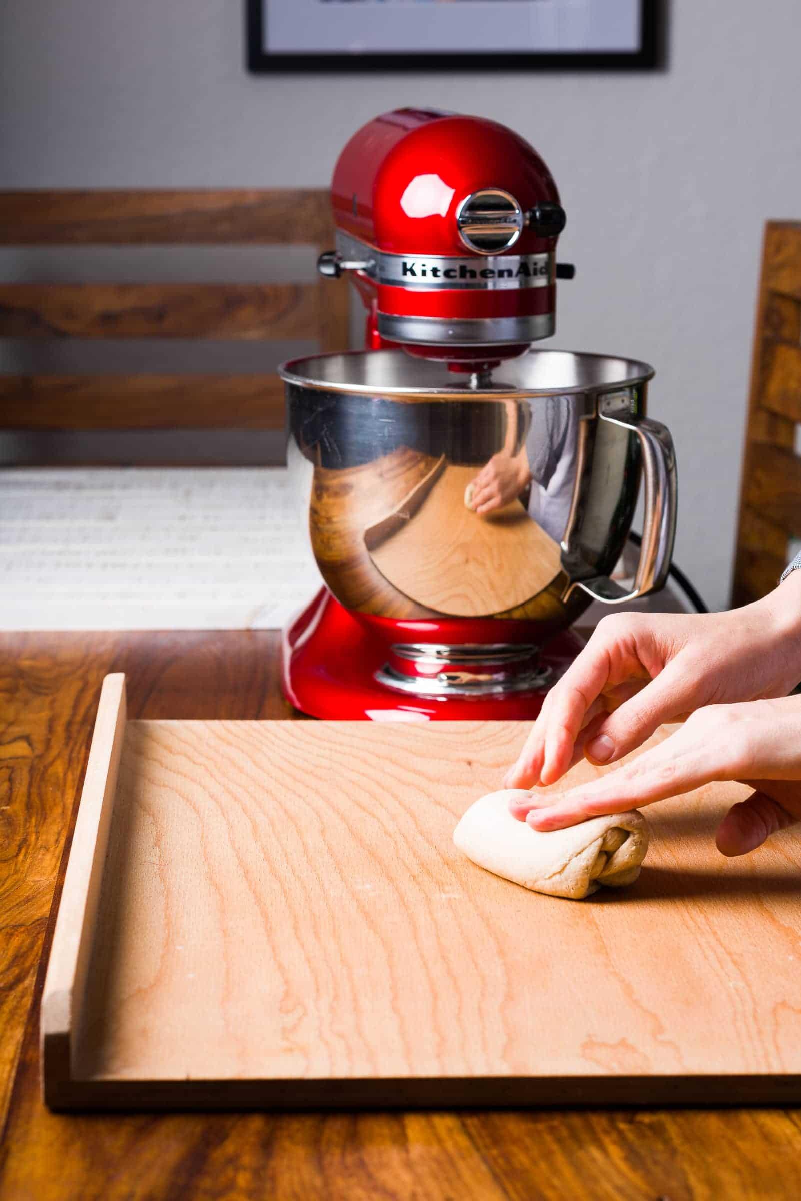 Panettone classico ricetta Gnamam.com giorno1 prep02