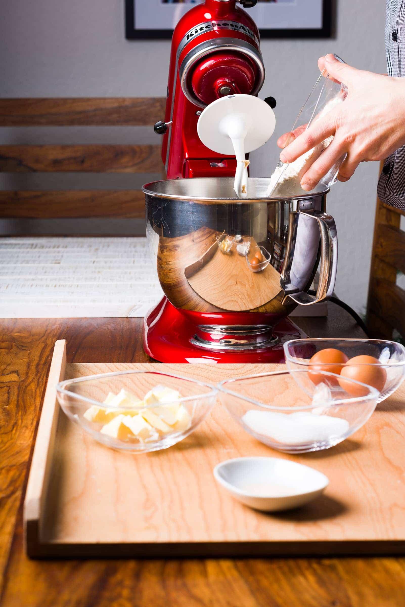 Panettone classico ricetta Gnamam.com giorno2 prep01