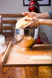 Panettone classico ricetta Gnamam.com giorno3 prep010