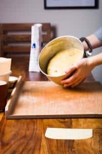 Panettone classico ricetta Gnamam.com giorno3 prep12