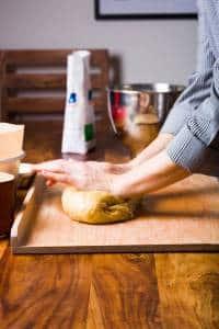 Panettone classico ricetta Gnamam.com giorno3 prep13