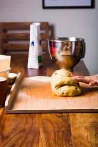 Panettone classico ricetta Gnamam.com giorno3 prep14