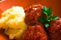Polpette di carne ricetta GnamAm.com cover