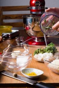 Ravioli con ricotta e spinaci ricetta GnamAm.com preparazione 5