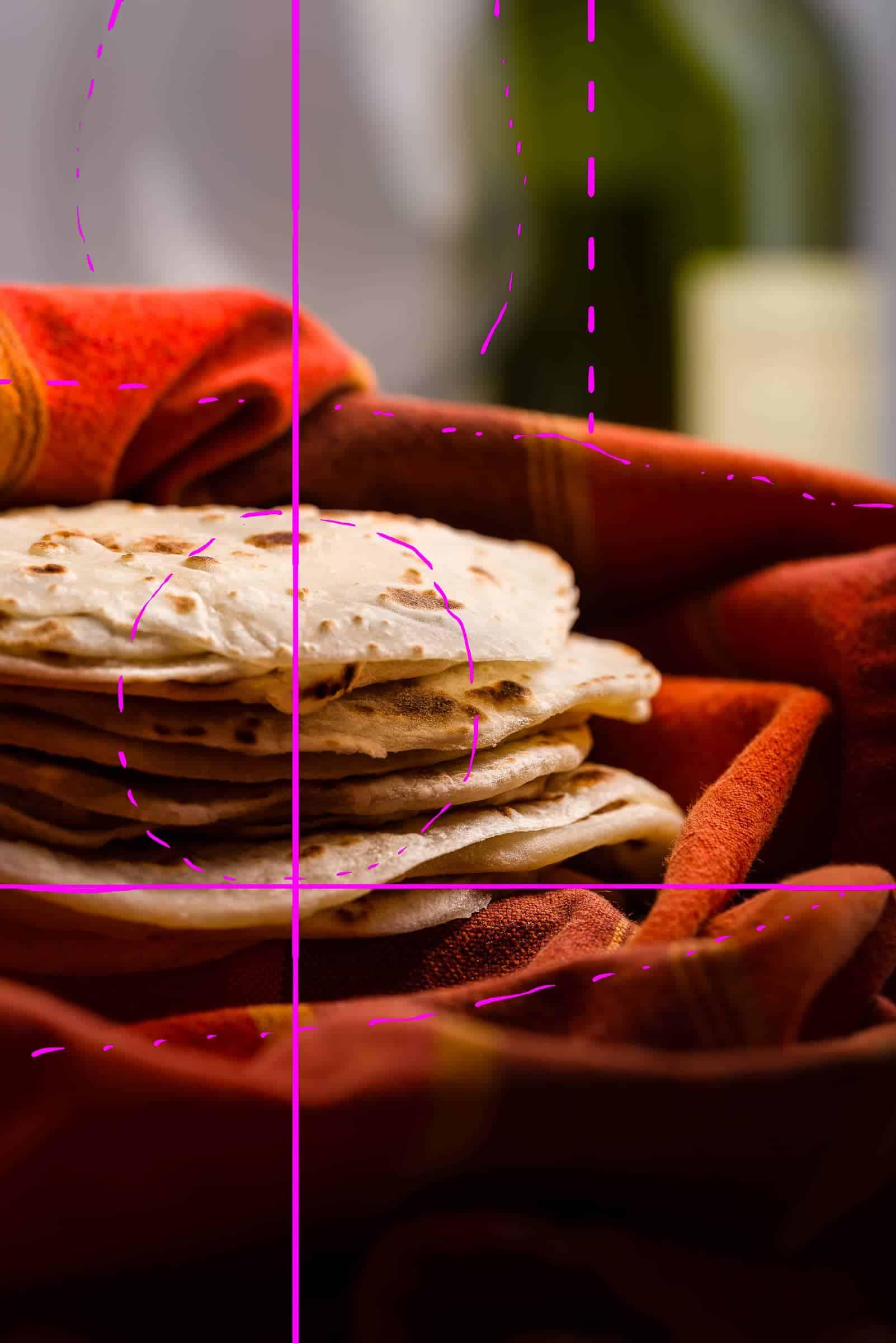 Fotografia Composizione Inquadratura Crespelle GnamAm.com