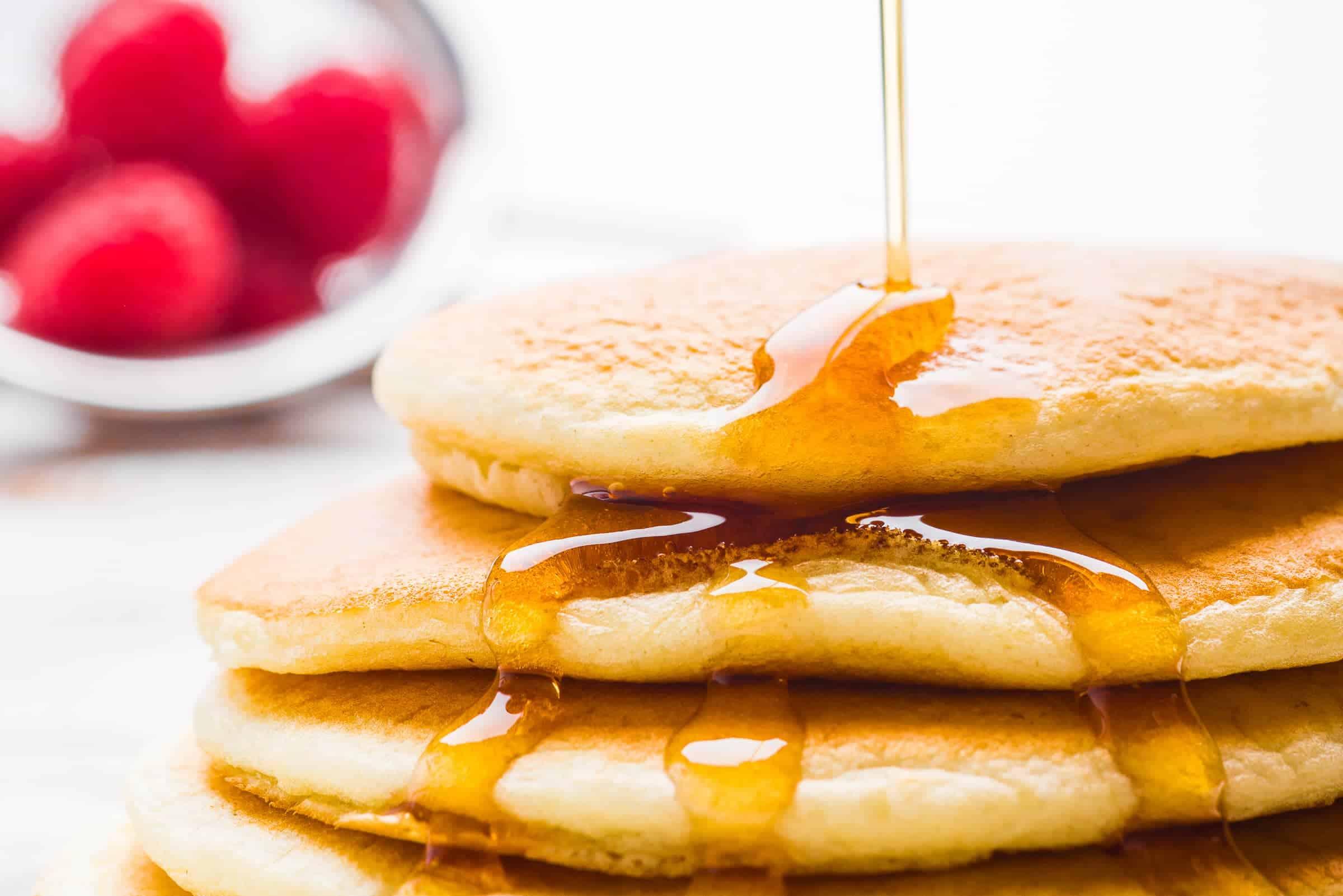 Pancakes ricetta cover GnamAm