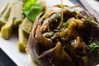 Carciofi in padella ricetta cover GnamAm