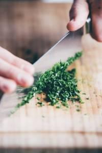 Carciofi in padella ricetta prep.05 GnamAm