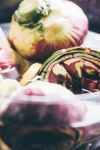 Carciofi in padella ricetta prep.16 GnamAm