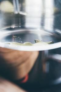 Carciofi in padella ricetta prep.18 GnamAm
