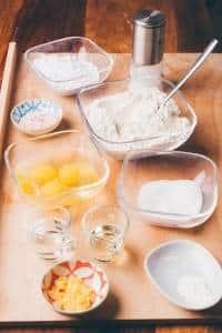 Ciambella di Pasqua marchigiana ricetta prep. 01 GnamAm