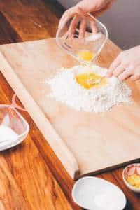 Ciambella di Pasqua marchigiana ricetta prep. 04 GnamAm