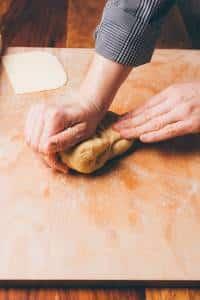 Ciambella di Pasqua marchigiana ricetta prep. 05 GnamAm