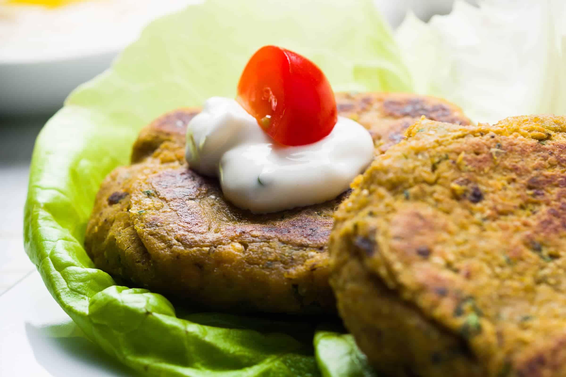 Burger vegetariani ricetta cover GnamAm