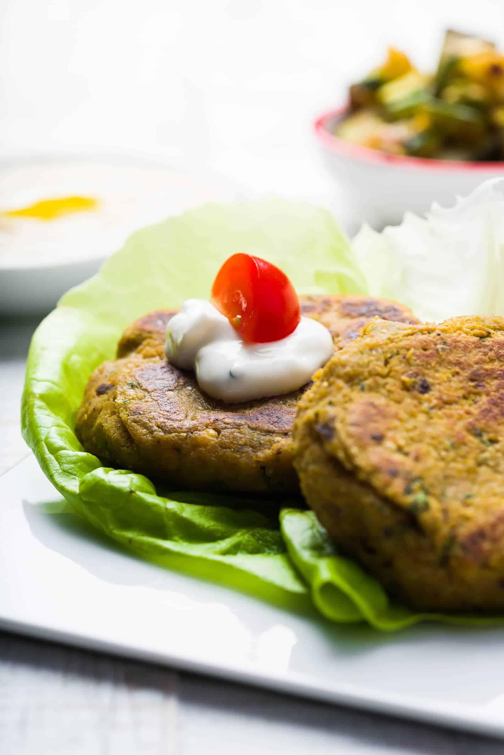Burger vegetariani ricetta hero GnamAm