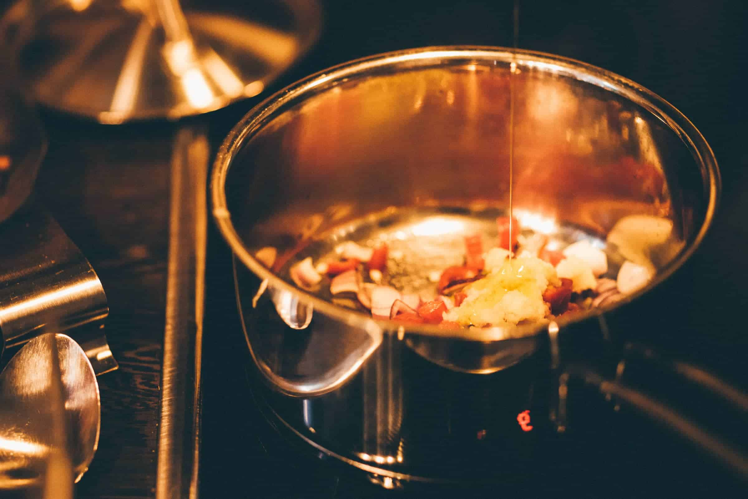 Chutney al rabarbaro ricetta GnamAm pre11