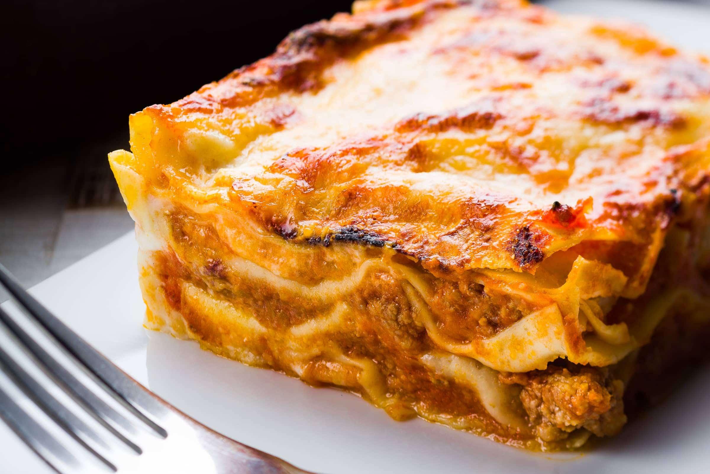 Lasagne rosse al forno GnamAm Cover