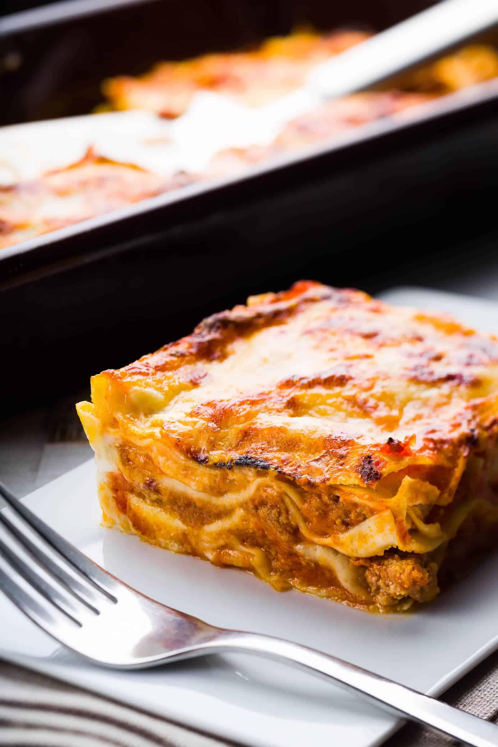 Lasagne rosse al forno GnamAm Hero
