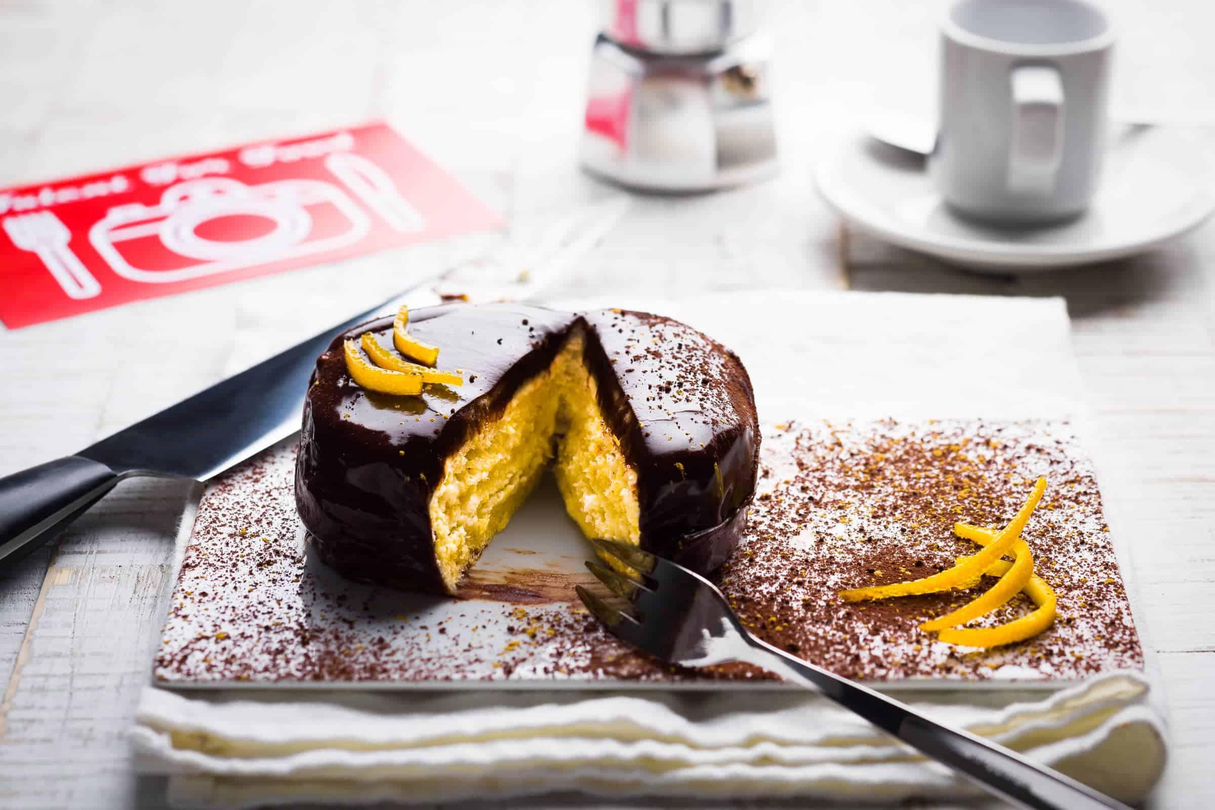 Talent for food - Mattonella soffice con caffe del alpino - Hero - GnamAm.com Web