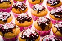 Ricetta American muffins Hero GnamaAm.com