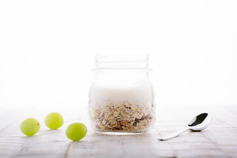 Yogurt fatto in casa senza yogurtiera Ricetta GnamAm.com Hero