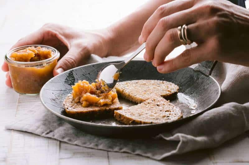 Apfelmus - Purea di mele cotte Ricetta Hero GnamAm.com